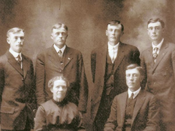 Andrew Riehle Family – Minnesota