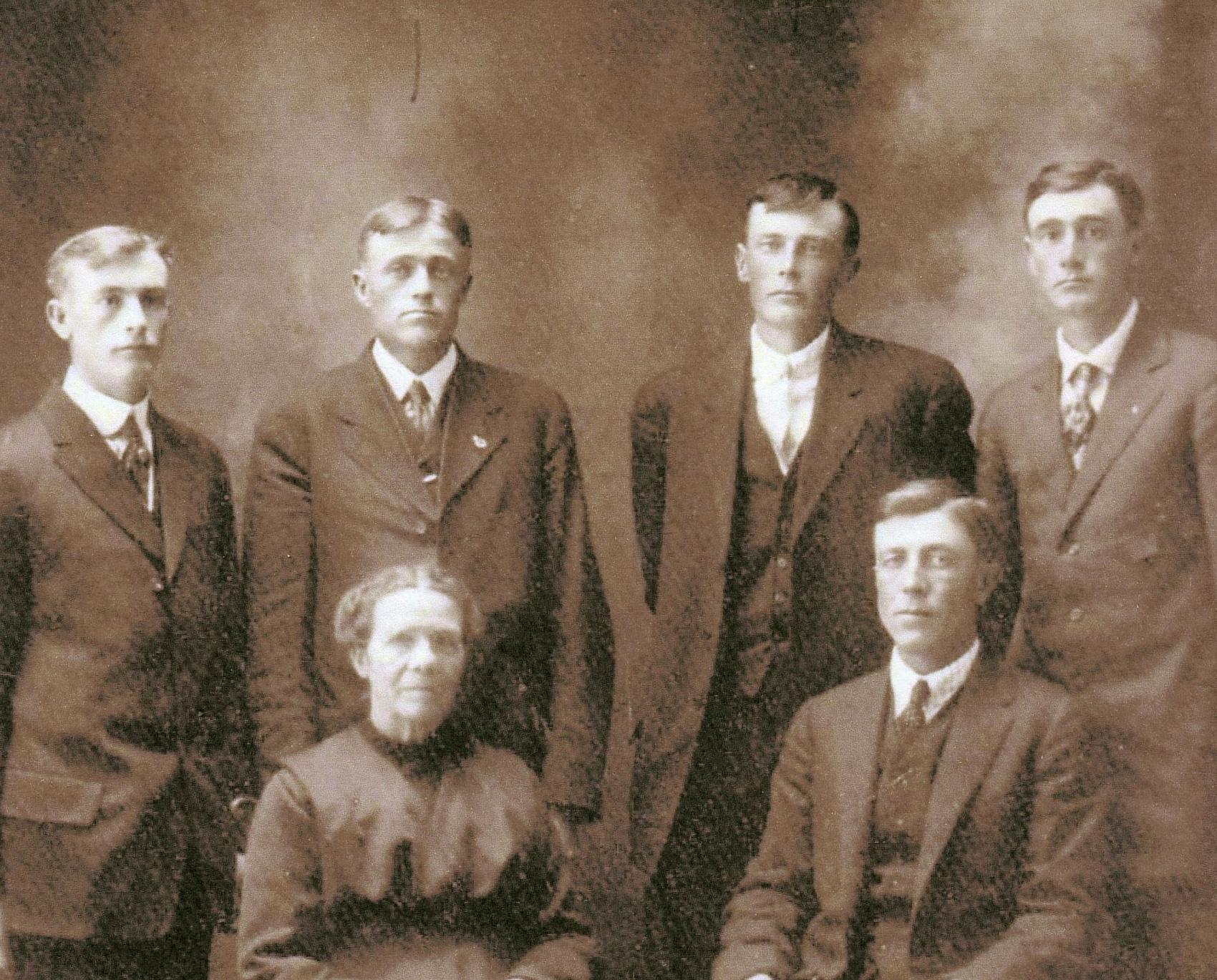 Andrew Riehle Family – Minnesota
